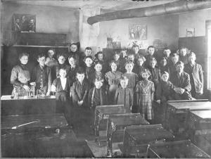 Mud Lake School 1912