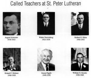 Called Teachers